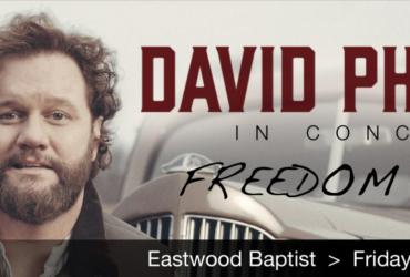 DAVID PHELPS FREEDOM TOUR TULSA, OK MARCH 25TH, 2016