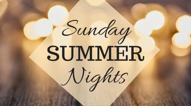 Sunday Summer Nights