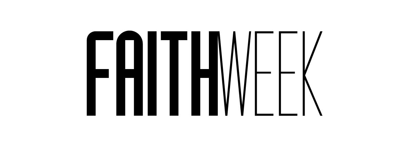 FaithWeek logo