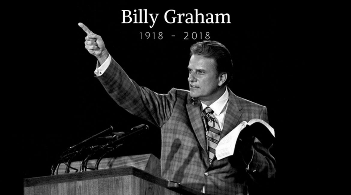 Billy Graham, Evangelist to the World