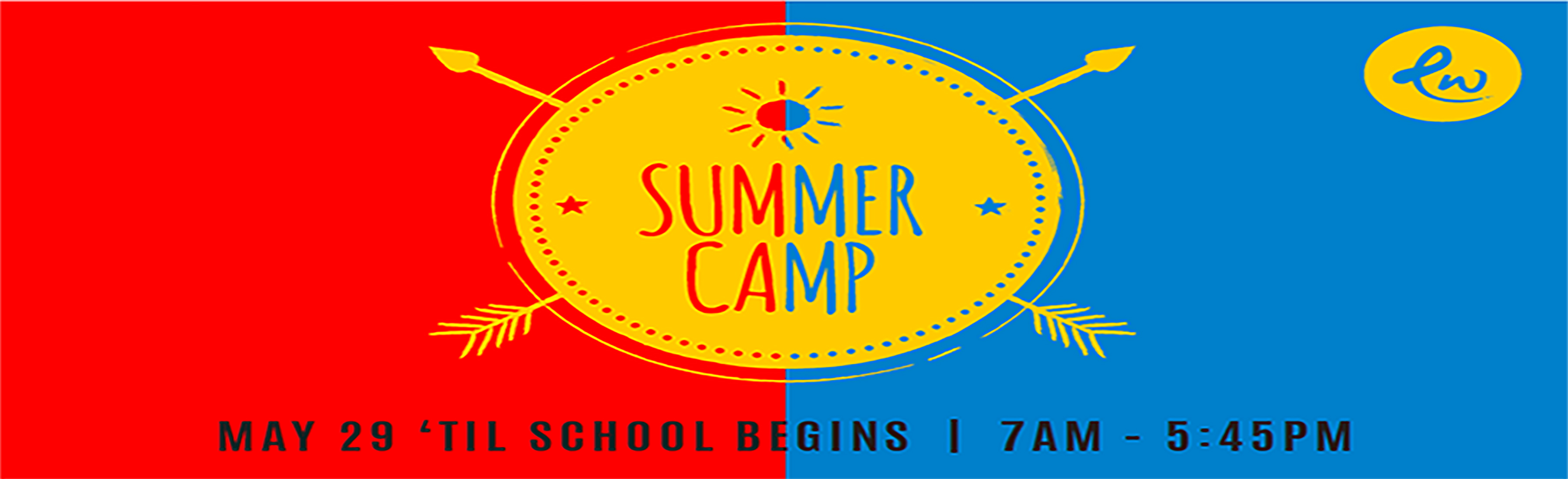 Summer Day Camp 3600x1100