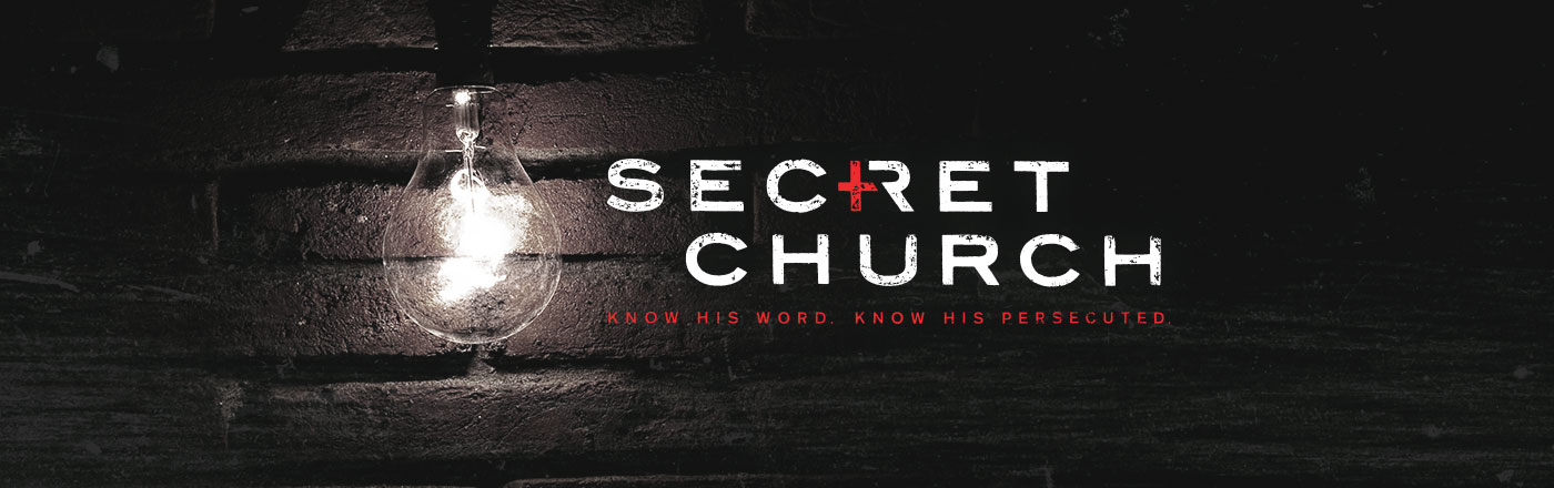Secret Church Header