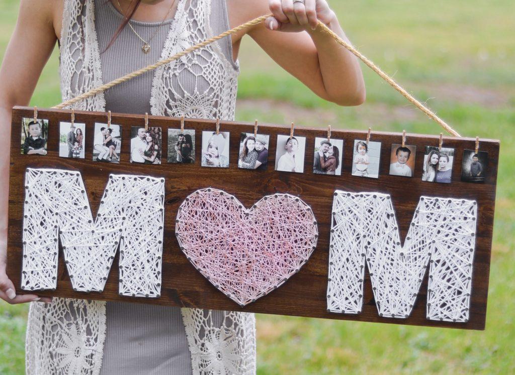 Mom Handmade Craft