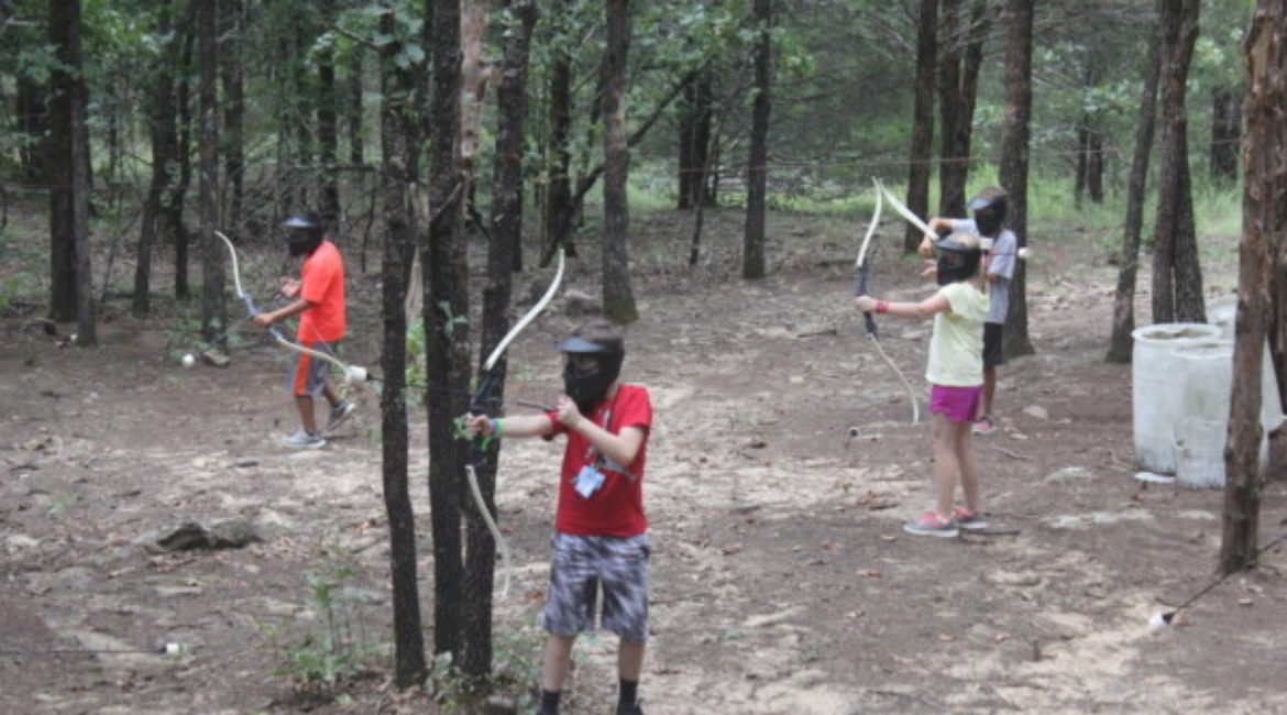 Camp Expands Every Students Abilities