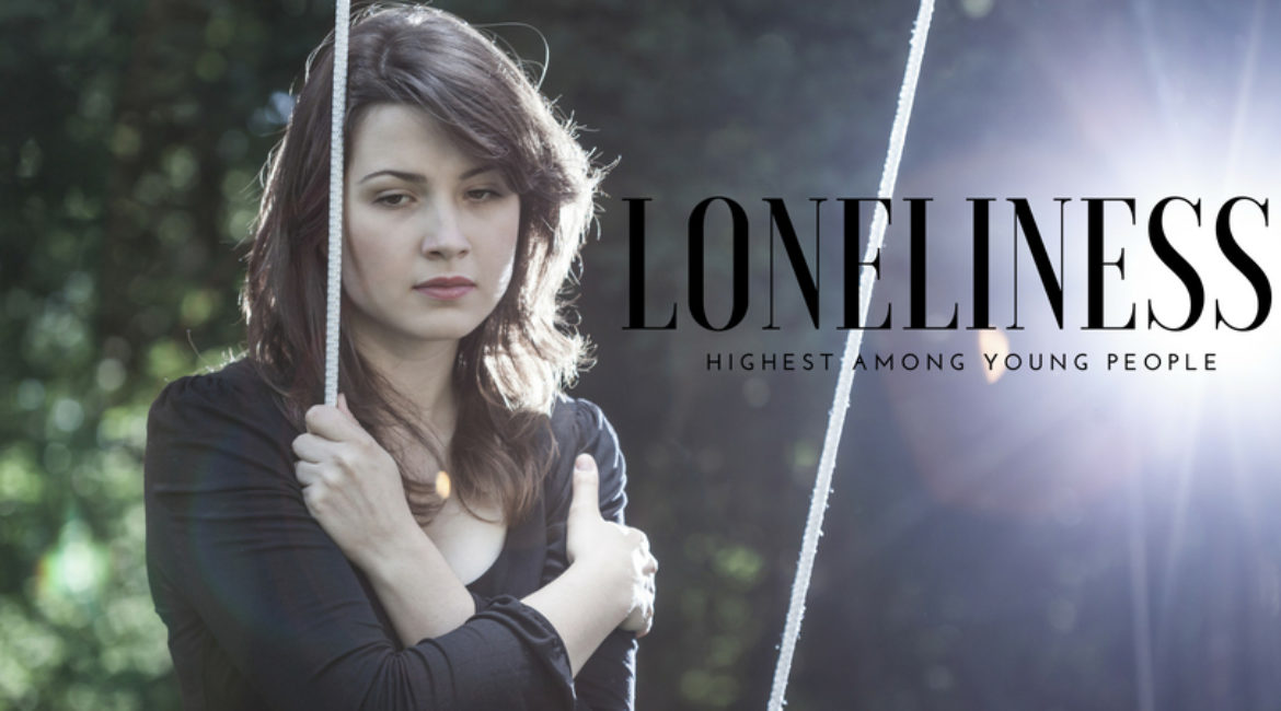 Loneliness Highest Among Young Adults, Surprising Study Shows