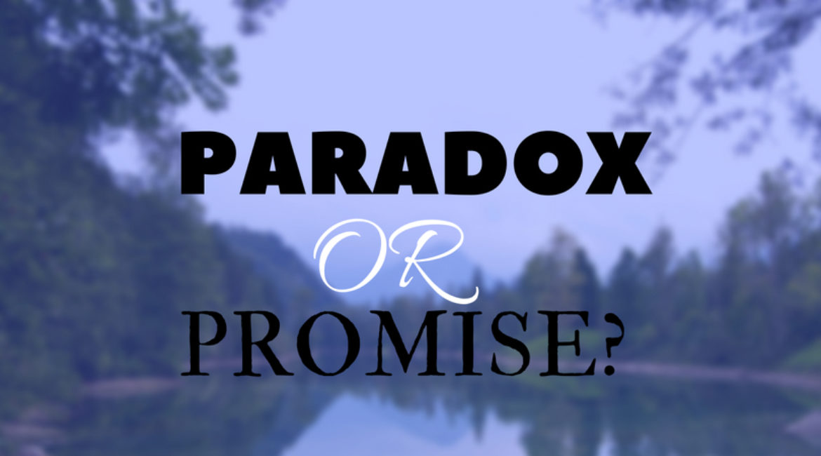 Paradox or Promise?