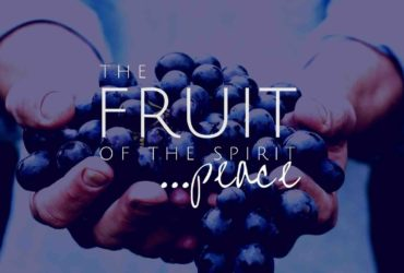 Fruit of the Spirit – Peace