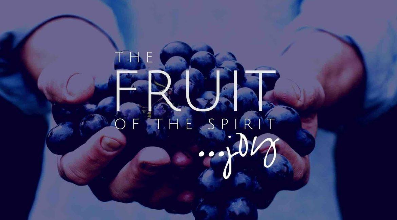 Fruit of the Spirit – Joy