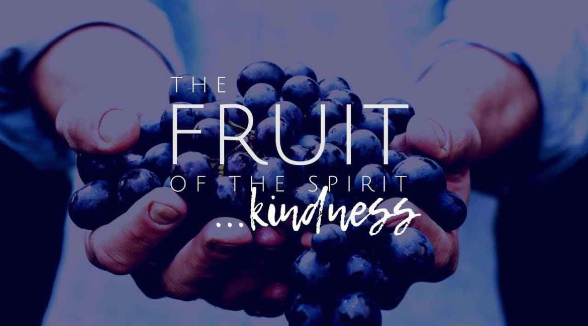 Fruit of the Spirit – Kindness