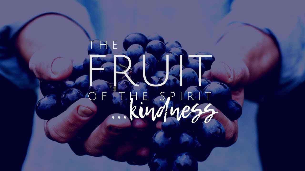 Fruit of the Spirit – Kindness