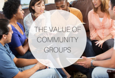 The Value of Community Groups