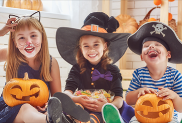 Treats, Not Tricks: Keep your child's holiday safe this Halloween