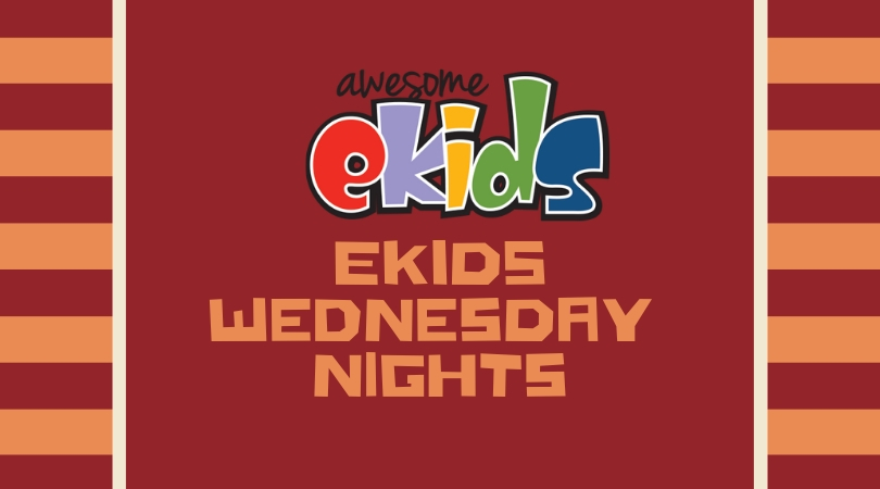 eKids Wednesday nights