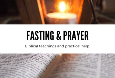 Fasting and Prayer Helps