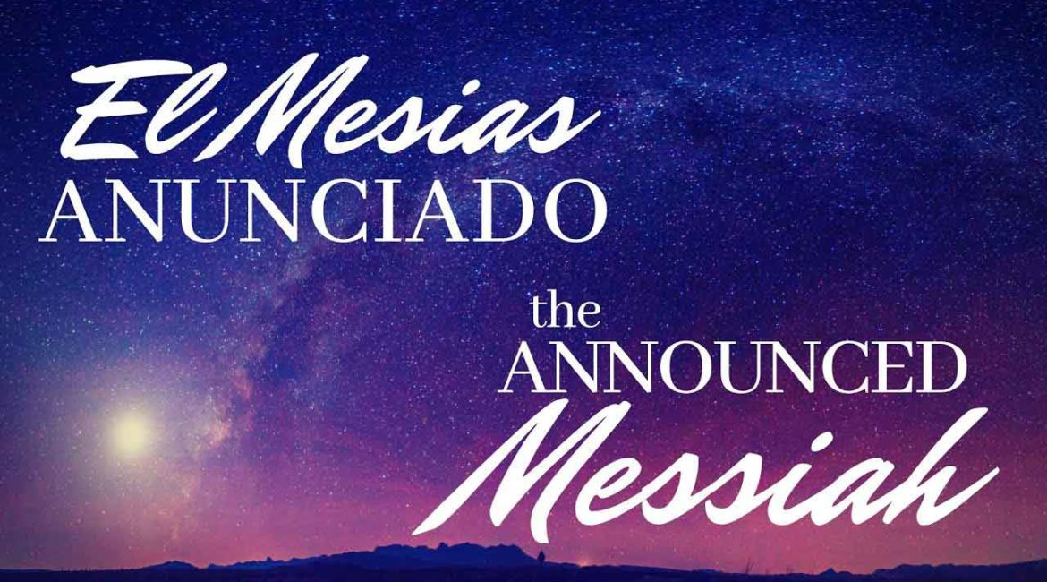 The Announced Messiah