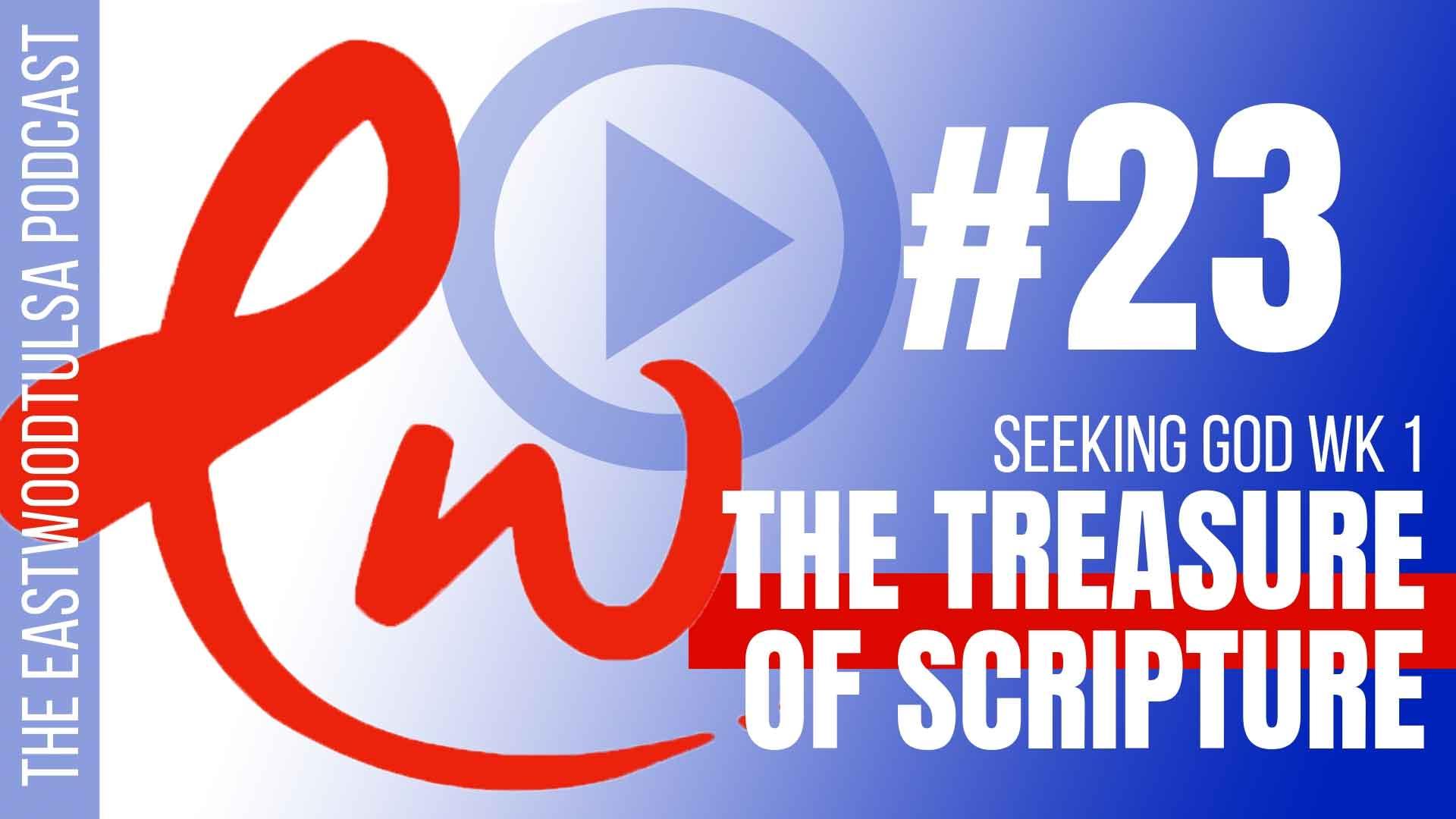 Podcast #23: Seeking God