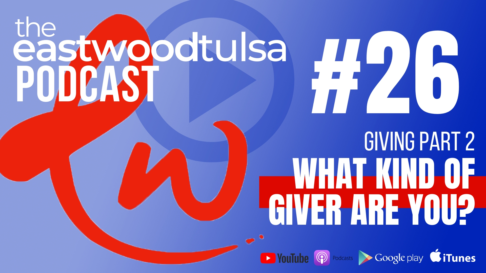 Podcast 26: Giving