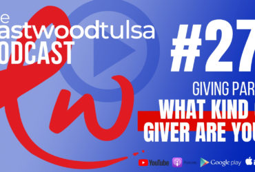 Podcast 27: Extravagant Giving