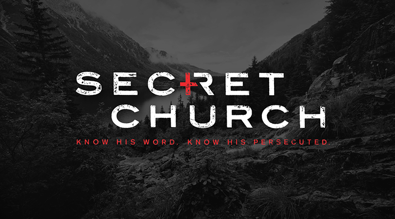 Secret Church 810x450