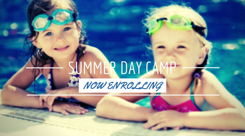 Summer Day Camp Now Enrolling