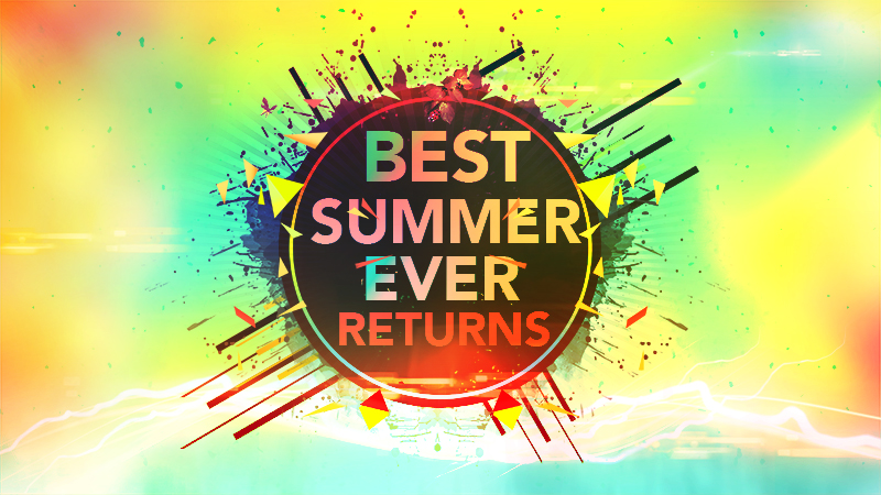 Best Summer Ever Returns Logo 810x450