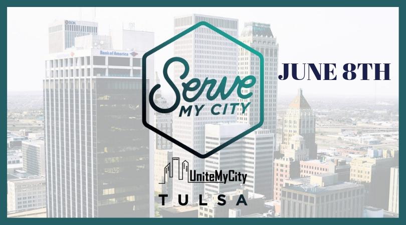 Serve My City June 8 2019
