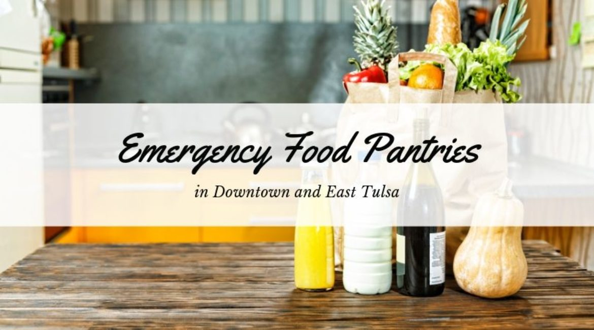 Emergency Food Pantries in East Tulsa Oklahoma