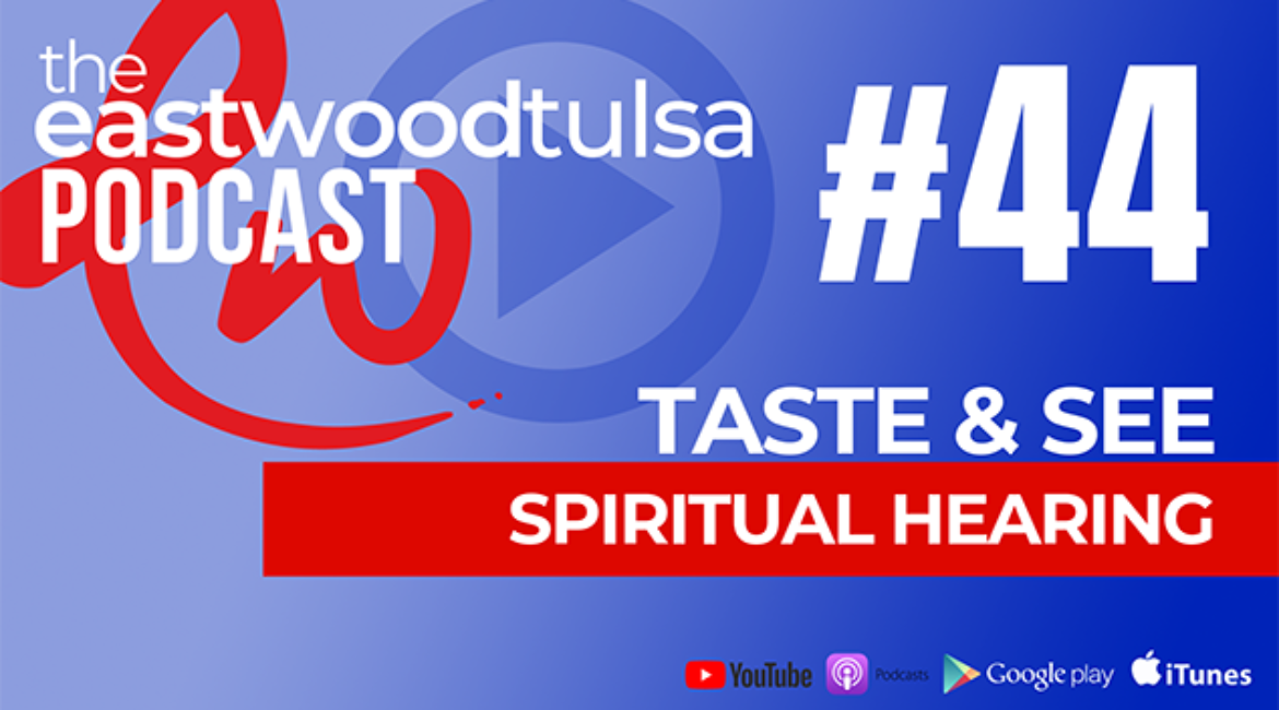 Podcast 44: Spiritual Ears