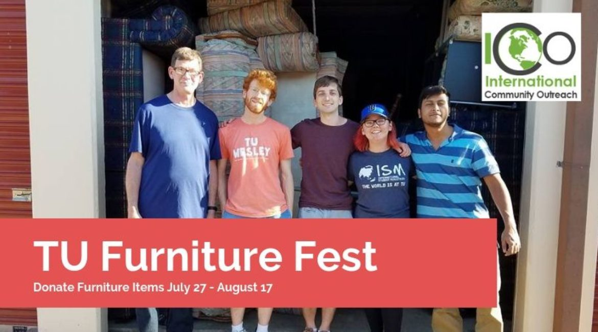 International Missions through Furniture Fest