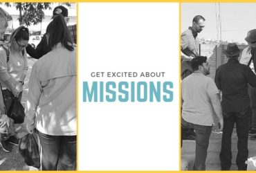 Get Excited About Missions