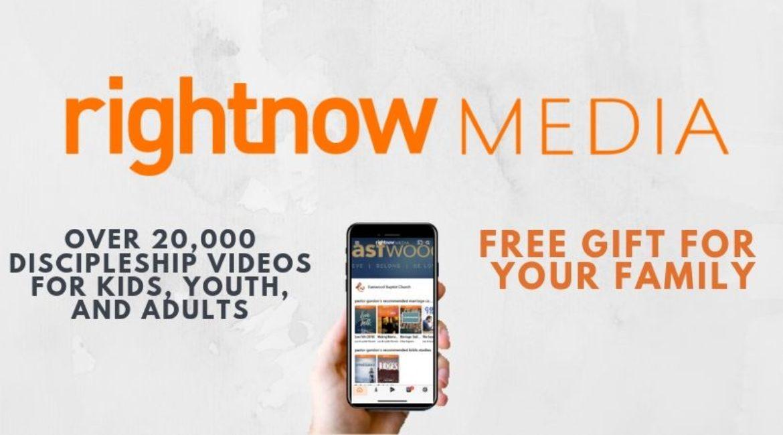 Free RightNow Media Subscription
