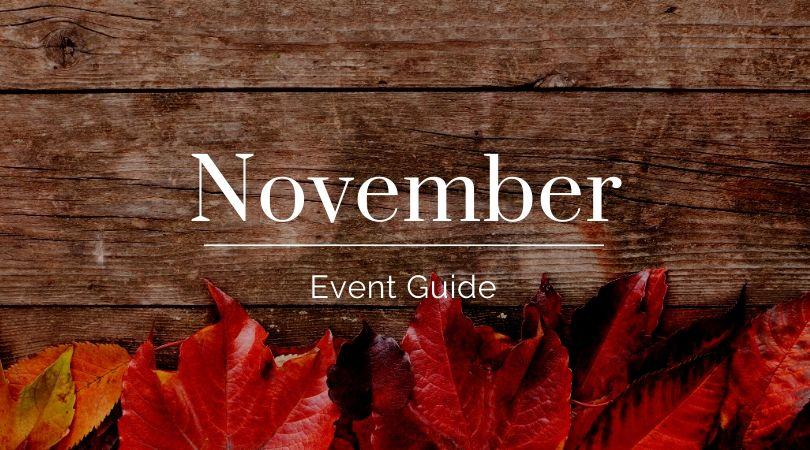 November Event Guide 810x450