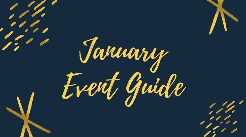 January Event Guide