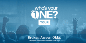 Whos Your One Tour Broken Arrow