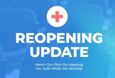Reopening Update COVID-19